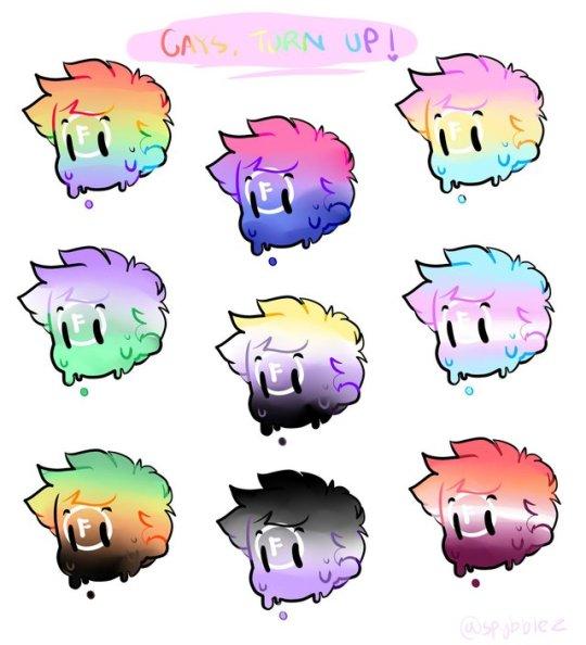 Spybblez: gays, turn up!