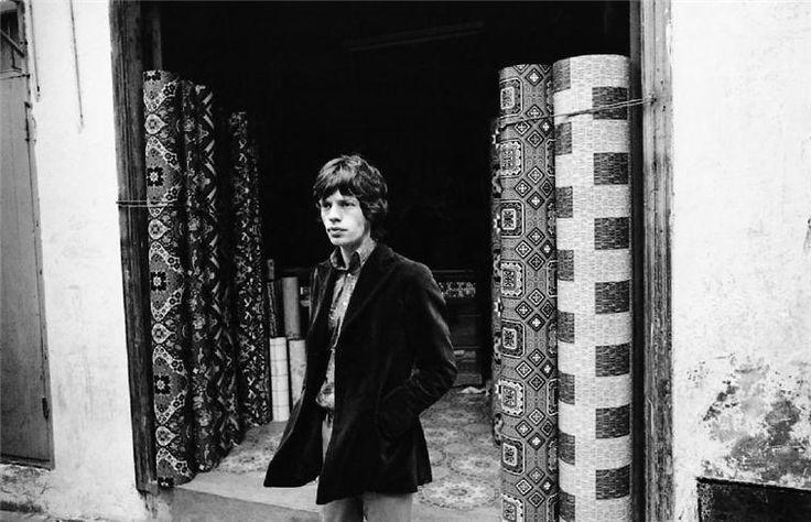 Morocco Mick, 1967.