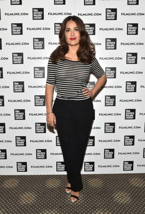 Salma Hayek #Salma Hayek#brunette#celebrities