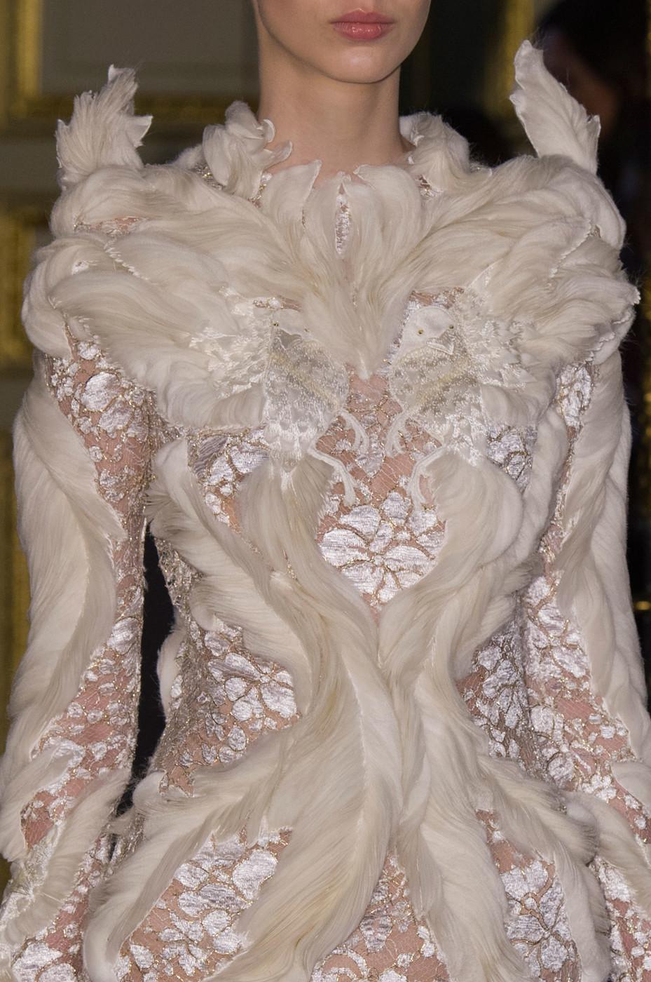 Francesco Scognamiglio Fall 16 Couture