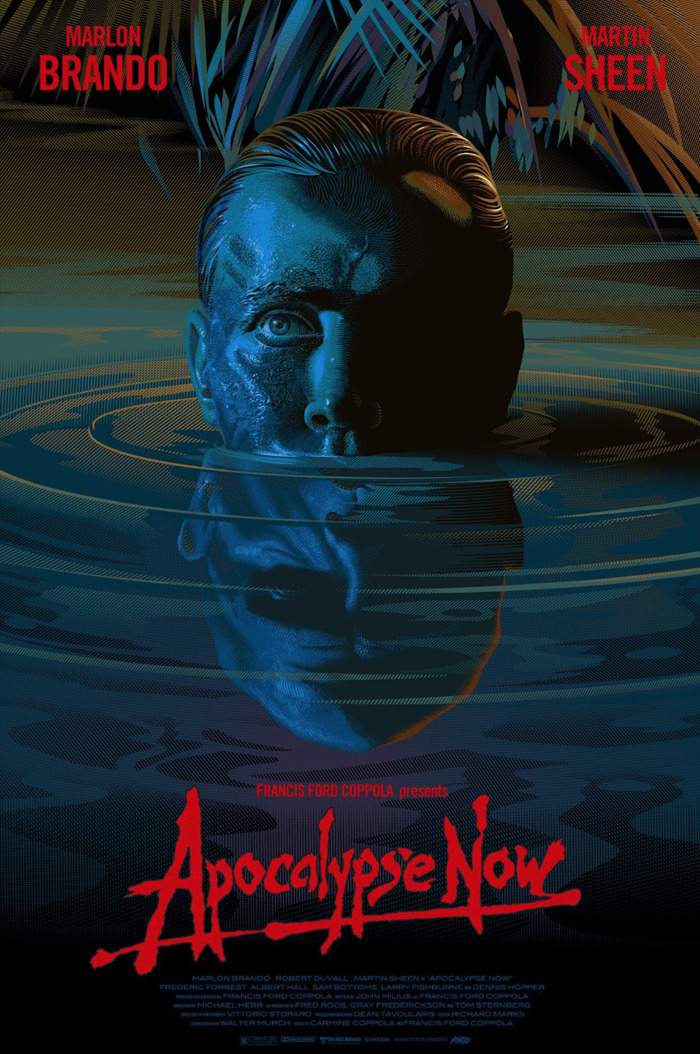 thepostermovement:  Apocalypse Now by Laurent Durieux