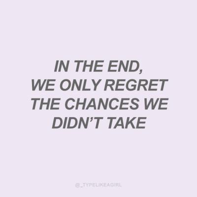 Regret Quotes Tumblr