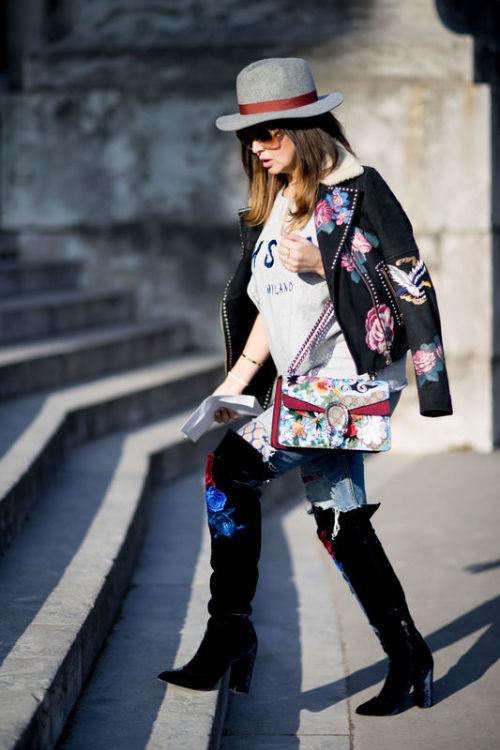 fashion stree style fasionweek