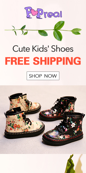 Popreal Cute Baby Shoes Online Sale