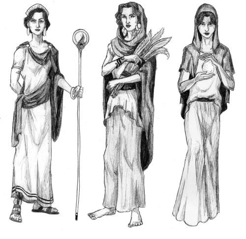 gods of olympus | Tumblr