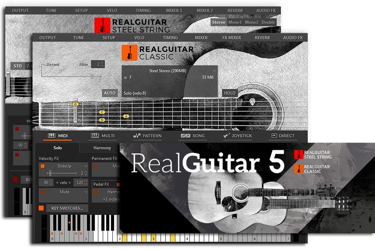 MusicLab RealGuitar 5-0-7367 VST-VST3-AU WIN-OSX x86 x64