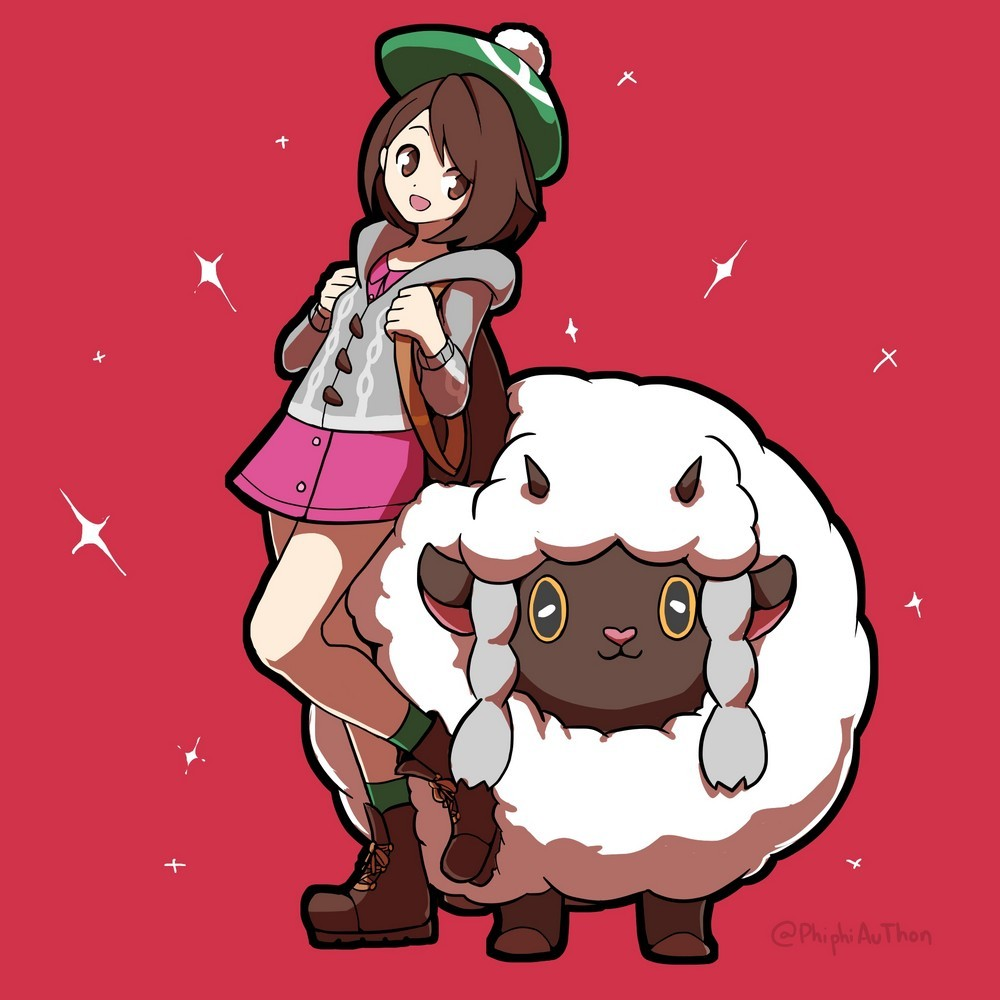 #pokemon #pokemon sword and shield  #pokemon sword shield #wooloo