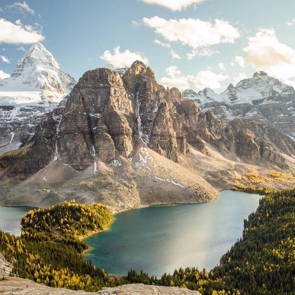 Mount Assiniboine, Provincial Park