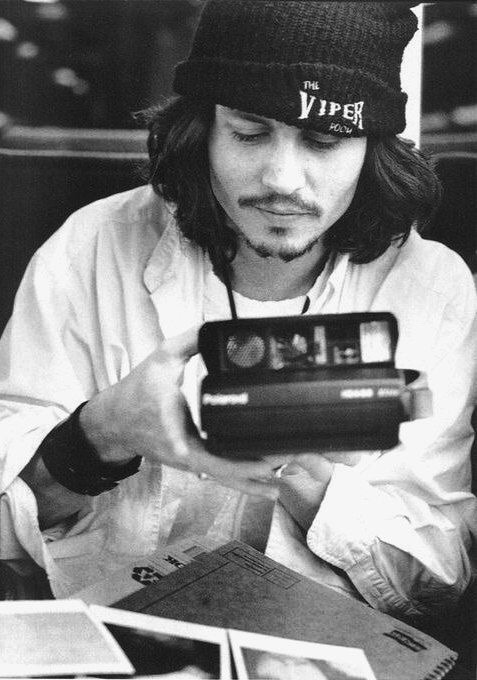 love cruch photography johnny depp care share art beautiful photo black and white vintage the viper