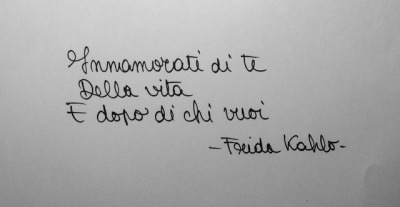 Pensieri Frida Kahlo Tumblr