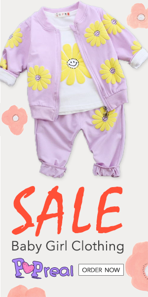 Popreal Newborn Baby Clothes Online Sale