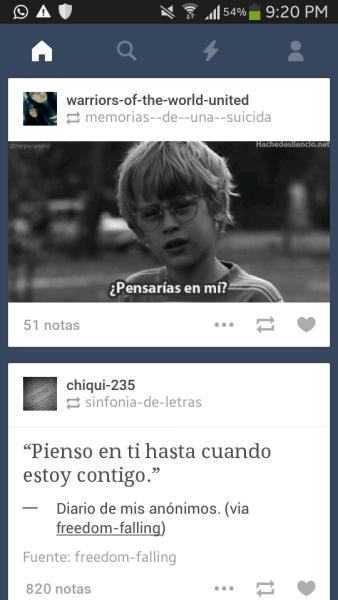 Populares Tumblr