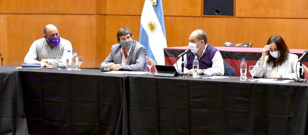Prohíben el tránsito entre los municipios del departamento San Martín