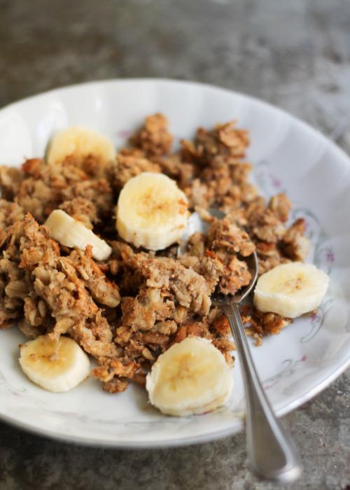vegan vegetarian recipe Ambitious Kitchen peanut butter oatmeal chia