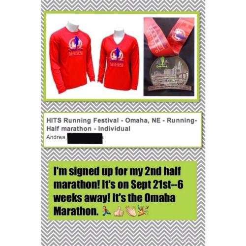 intervals omaha runwalk walkrun 2ndhalfmarathon halfmarathontraining halffanatics nebraska