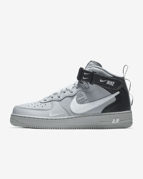 Air Force 1 07 Mid LV8 'Wolf Grey'