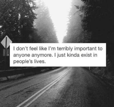 feeling unwanted | Tumblr