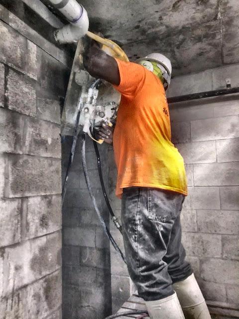 Randall Cutting Walls 1
