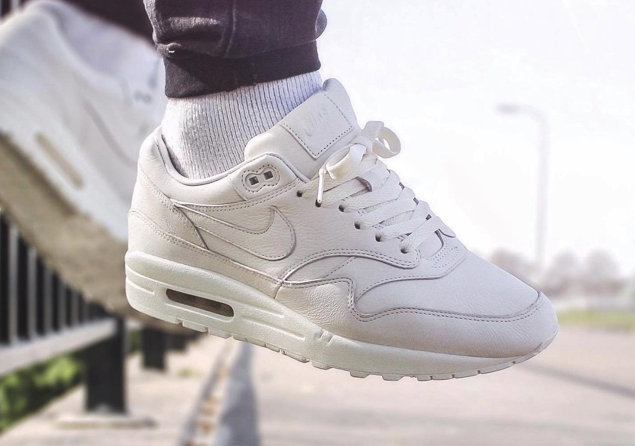 9e69d4505a Nike Air Max 1 'Pinnacle' White - 2016... – Sweetsoles – Sneakers ...