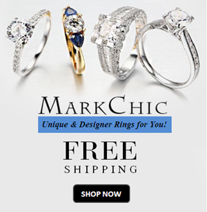 Markchic.com cheap engagement rings for women online for sale