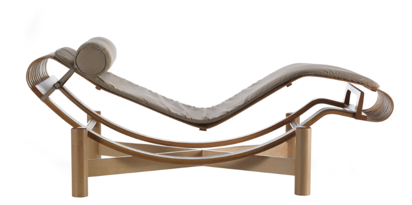 Design Is Fine History Mine Charlotte Perriand Outdoor Chaise Longue Tokyo
