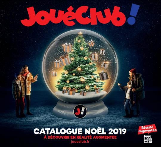 Ambre pour CATALOGUE JOUE CLUB NOEL 2019