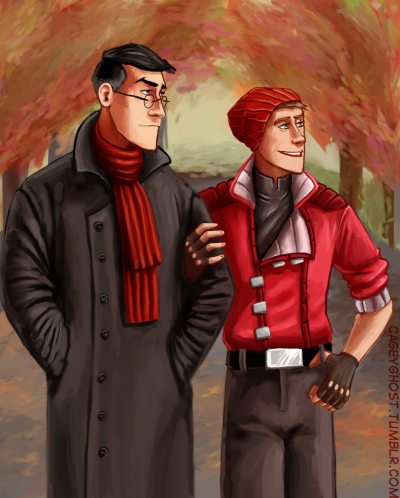medic x scout   Tumblr
