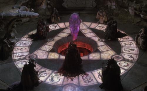 The Dark Crystal 80s fantasy movies skeksis