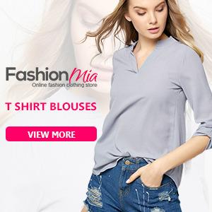 Fashionmia t shirts blouses