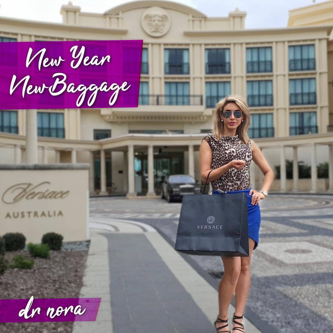 Don't carry last years baggage into the new year ðŸ›�With the new year in full swing it's time to declutter your bag. We're all guilty of stowing away papers, receipts, tissues, pens, lipsticks💄But when was the last time you had a good clean out? By...