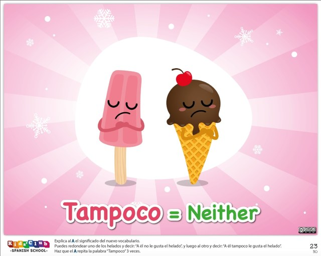 two angry ice-cream