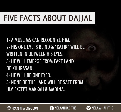 Quran Hour — Five Facts About Dajjal: