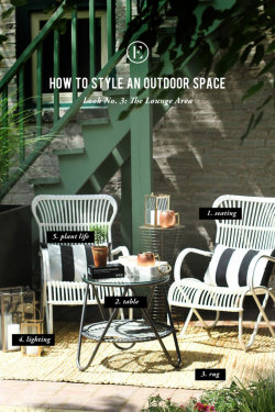 Chic and practical? That's what your outdoor space will be after you try these tips!