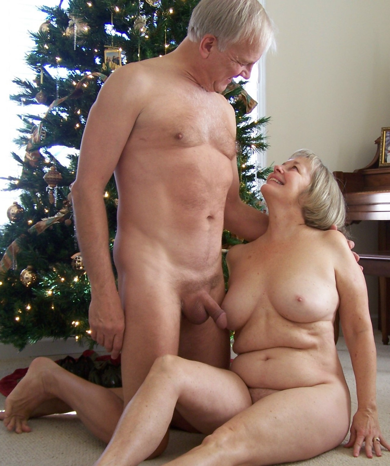 Mature couple nude videos #1