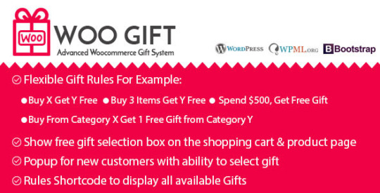 Woo Gift v5.1 – Advanced Woocommerce Gift Plugin Nulled