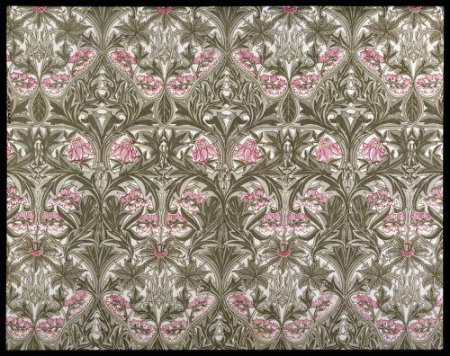 art art history design pattern fabric design textiles textile design william morris english art british art floral floral pattern 19th century victorians victorian art 19th century art v and a museum