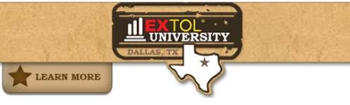 EXTOL University 2014
