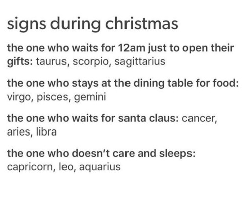 zodiac text post tumblr