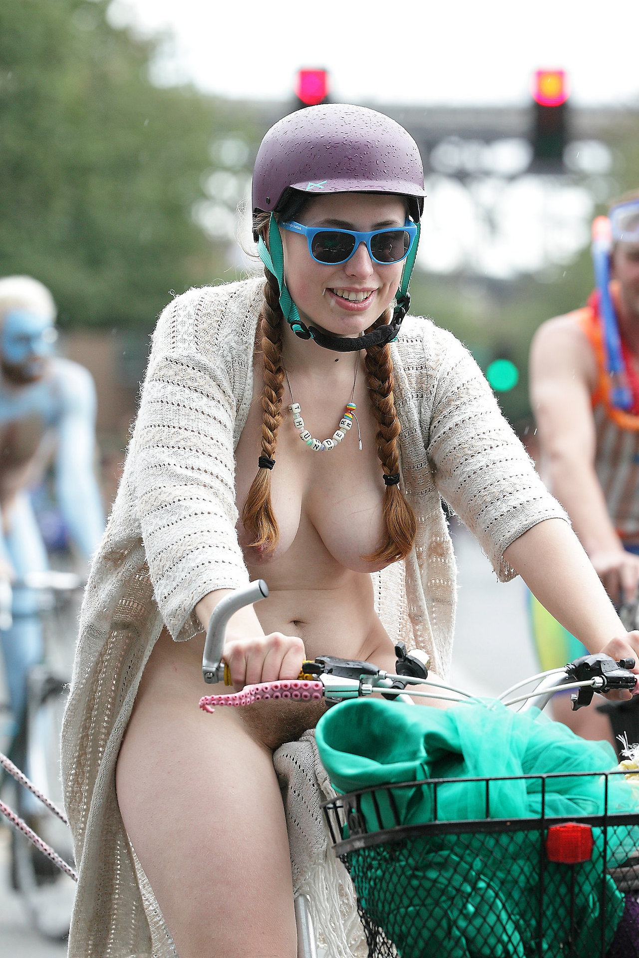 Public events nudity pictures with close-up  -