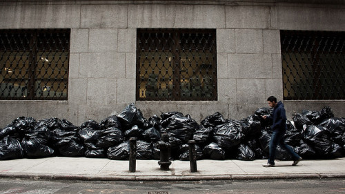 Obscura Society New York Presents: Invisible Trash - Exploring New York City's Garbage