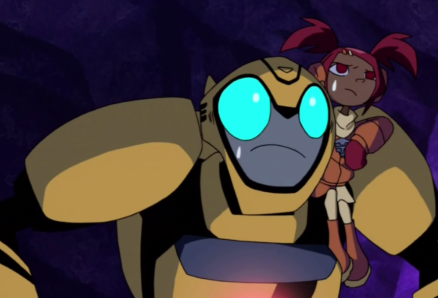 Imababbles*~ — Imagine Sari And Bumblebee Trying To Get You And