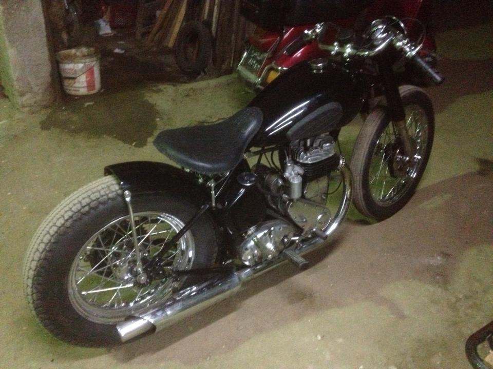 bobber inspiration  bsa  bobber  mohammad hany bobbers  custom motorcycles