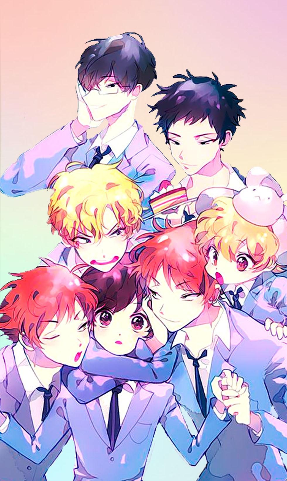 Anime Z Ouran Highschool Host Club