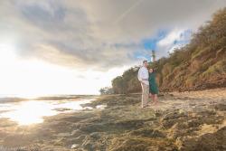 Anthony + Kelsey // Engagement Shoot // HonoluluAnthony + Kelsey's engagement shoot at sunset somewhere in Honolulu, Hawaii.https://puremediahawaii.com/
