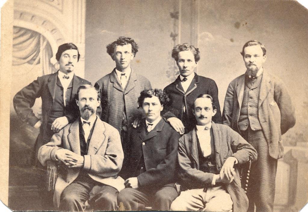 Recent Acquisition - Photograph Collection Unidentified Family Photograph Album, Staunton, Virginia. Carte de Visite, ca. 1860s #CDV#Virginia#VA#Staunton#men#mens clothing#1860s#family photos#vintage#photo