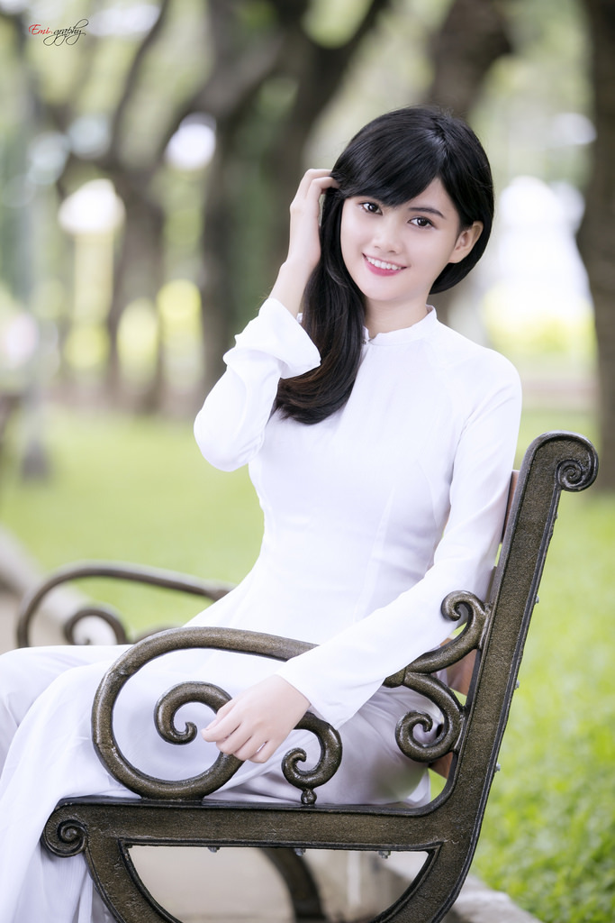 sexy girl, beautiful girl, cute girl, hot girl, ao dai