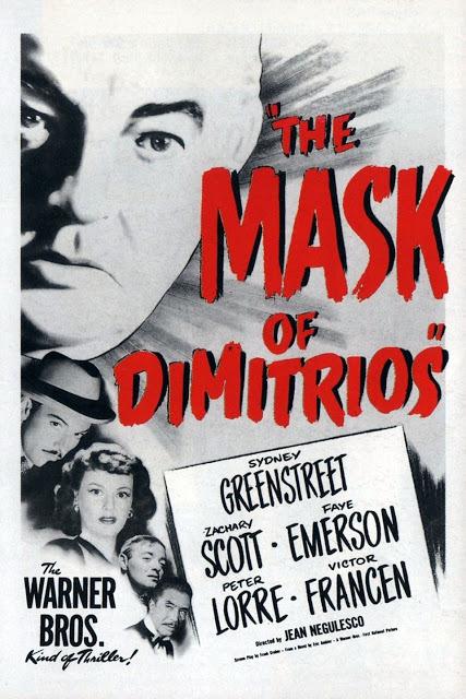Noir-ish Watch: The Mask of Dimitrios (1944) https://ift.tt/33UZh8o #blog post