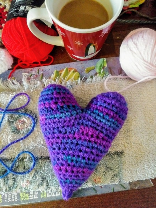 Anatomical Human Heart Free Download - Club Crochet | 720x540