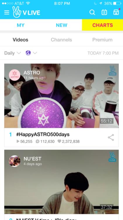 astro m: text t: update era: dream part 01 rankings