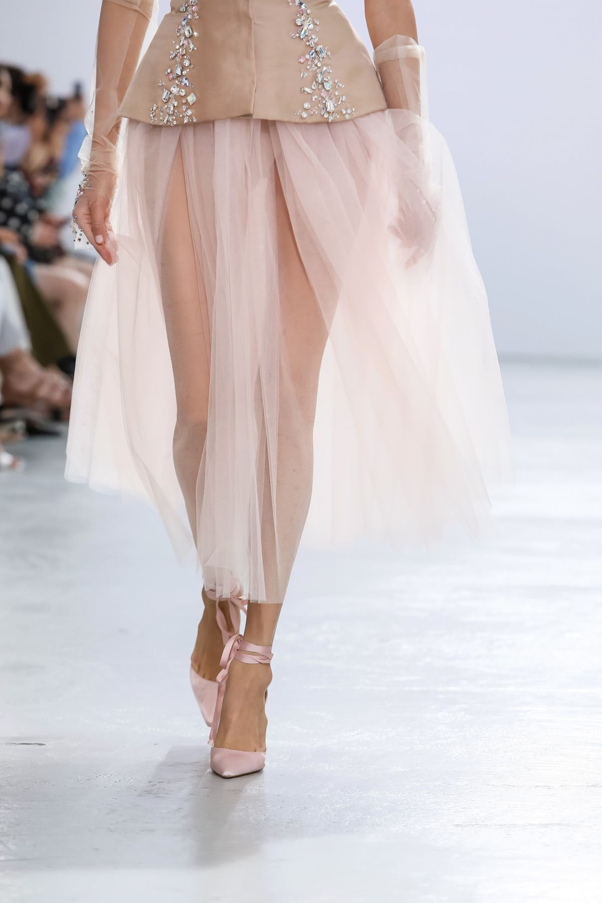 Lacetulle: Celia Kritharioti  Fall/Winter 2019 Couture